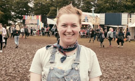INKounters: Kirstine's Traditional Tattoos at Roskilde Festival