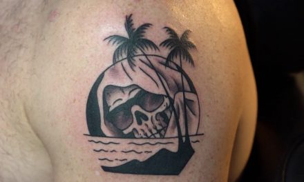 SESSIONS – 'Death in Paradise' by Frankie Caraccioli