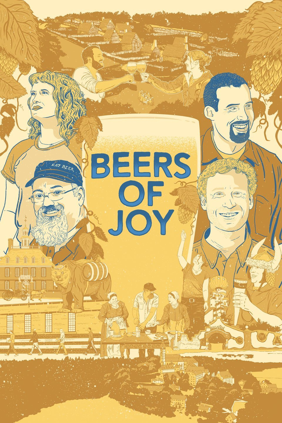 'Beers of Joy' Documentary Coming to Theaters March 1st
