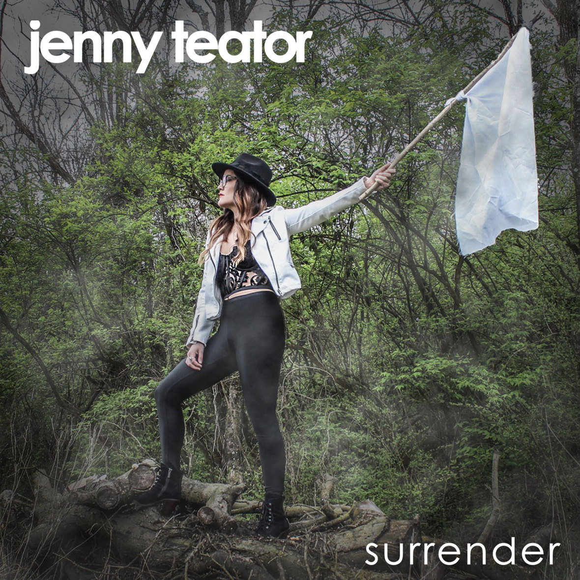 """JENNY TEATOR Releases Official Music Video for Sultry Blues Rock Single, """"Surrender"""""""