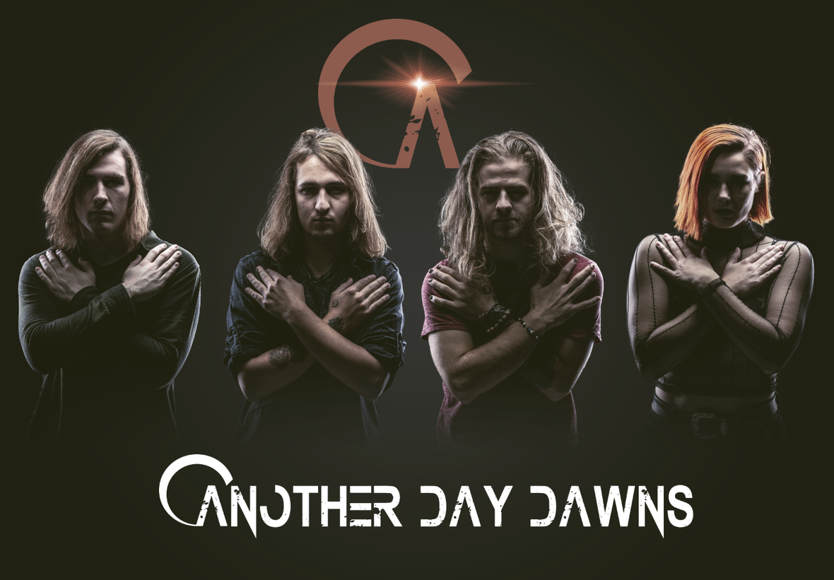 """ANOTHER DAY DAWNS Release Official Music Video for """"Psycho"""""""