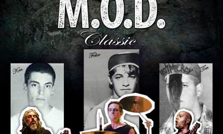 M.O.D. Announces Release of 'Ritz Hotel Presents M.O.D. The Official First Live Performance'