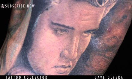 Tattoo Collector – Dave Olvera