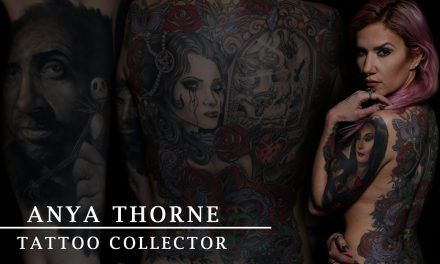 Tattoo Collector – Anya Thorne