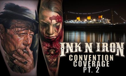 Tattoo Convention Coverage – Ink N Iron 2015 | Part 2