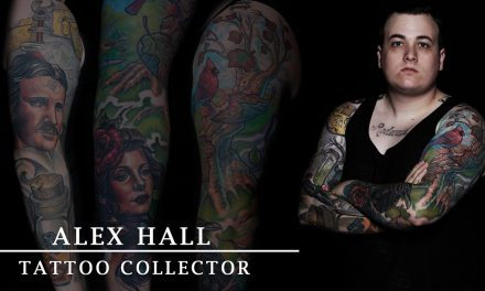 Tattoo Collector – Alex Hall