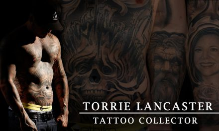 Tattoo Collector – Torrie Lancaster