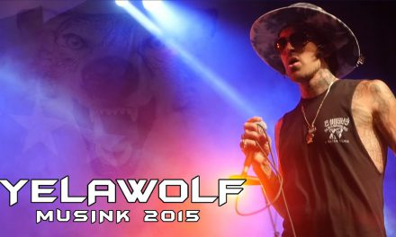 Yelawolf at Musink 2015