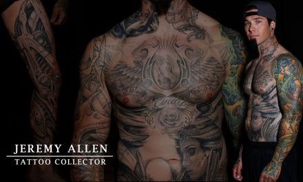 Tattoo Collector – Jeremy Allen
