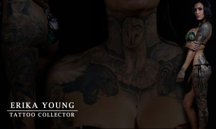 Tattoo Collector – Erika Young