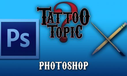 Tattoo Topic – Photoshop