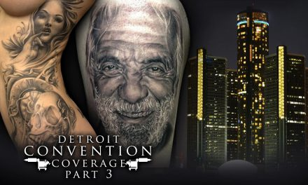 Tattoo Convention Coverage – Detroit Motor City Expo | Part 3 of 3
