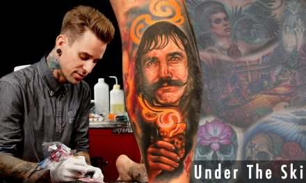 London Reese – Tattoos Bill the Butcher – Under the Skin