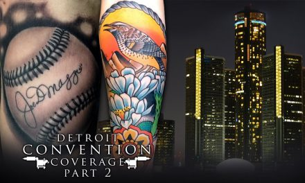 Tattoo Convention Coverage – Detroit Motor City Expo | Part 2 of 3
