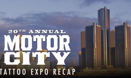 Tattoo Convention Coverage – Recap Detroit Motor City Tattoo Expo 2015