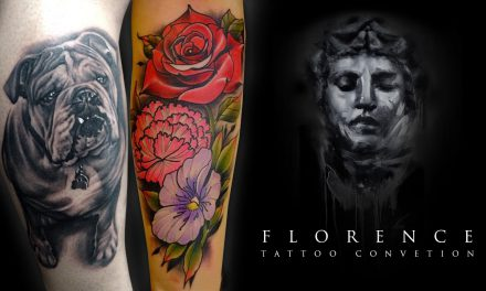 Tattoo Convention Coverage – Florence Italy