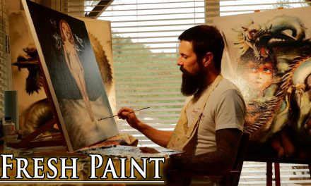 Fresh Paint – Richard J. Oliver