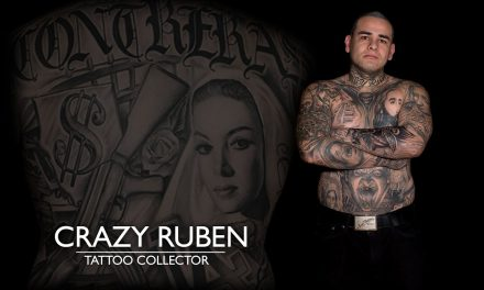 Tattoo Collector – Crazy Ruben