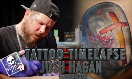 Tattoo Time Lapse – Josh Hagan