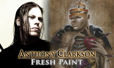 Fresh Paint – Anthony Clarkson
