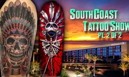 South Coast Tattoo Show Convention Coverage pt. 2 of 2