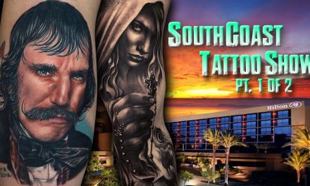 South Coast Tattoo Show Convention Coverage pt. 1 of 2