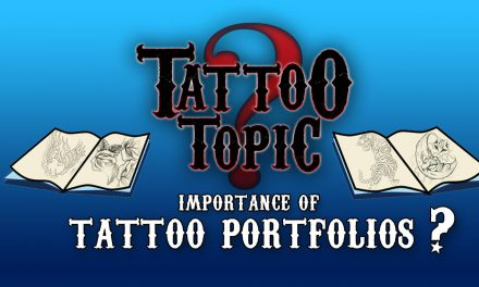 Tattoo Topic – Importance of Tattoo Portfolios ?