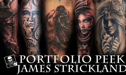Portfolio Peek – James Strickland