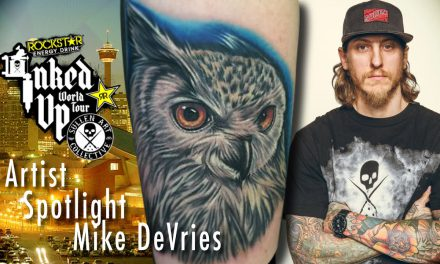 Artist Spotlight – Mike DeVries