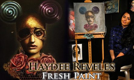 Fresh Paint – Haydee Reveles