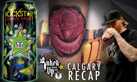 Inked Up World Tour Calgary Recap