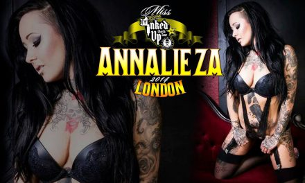 Rockstar Energy Miss Inked Up London 2014