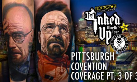 Rockstar Energy Drink Inked up Tour Pittsburgh Convention Coverage pt.3  of 3