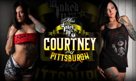 Rockstar Energy Miss Inked Up Pittsburgh 2014