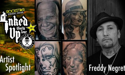 Artist Spotlight – Freddy Negrete