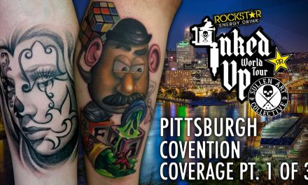 Rockstar Energy Drink Inked up Tour Pittsburgh Convention Coverage pt.1 of 3