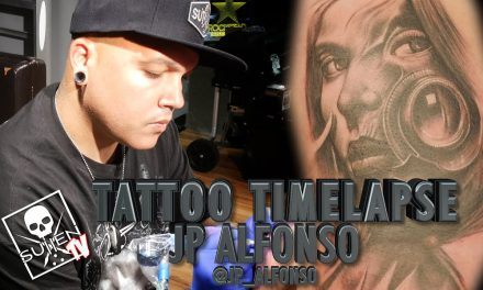 Tattoo Time Lapse – Jp Alfonso