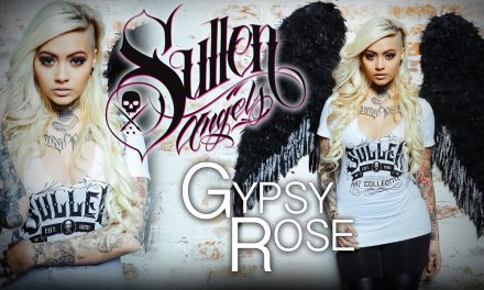 Gypsy Rose Sullen Angel Shoot with Nicole Caldwell