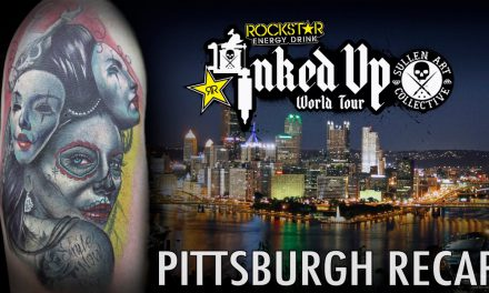 Inked Up World Tour Pittsburgh Recap
