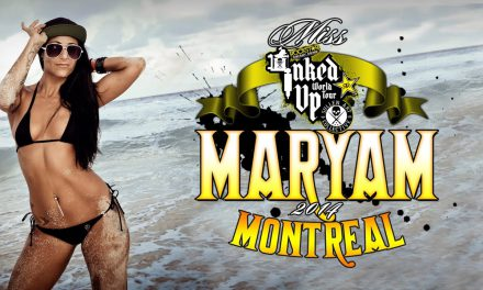 Rockstar Energy Miss Inked Up Montreal 2014