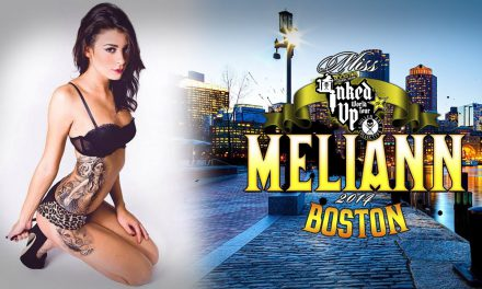 Rockstar Energy Miss Inked Up Boston 2014
