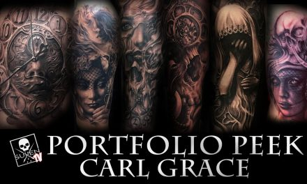 Portfolio Peek – Carl Grace