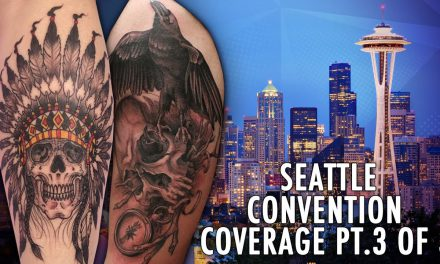Rockstar Energy Inked Up Tour Tattoo Convention Coverage Seattle part 3 of 3