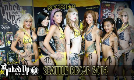 Inked Up World Tour Seattle Recap
