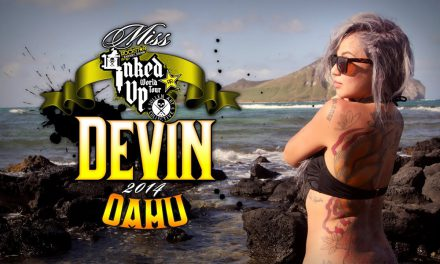 Rockstar Energy Miss Inked Up Hawaii 2014