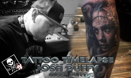 Tattoo Time Lapse – Josh Duffy