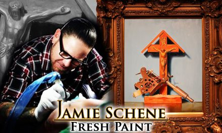 Fresh Paint – Jamie Schene – 4K Ultra HD