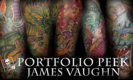 Portfolio Peek – James Vaughn