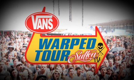Warped Tour 2014 with SullenTV and Rick Thorne