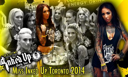 Rockstar Energy Miss Inked Up Toronto 2014